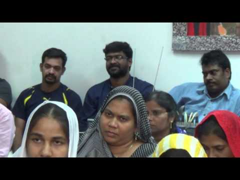 TELUGU CHRISTIAN CHURCH IN HOLYLAND IN ISRAEl' SPECIAL SONG BY BROTHER PITTA PRABAKHAR,