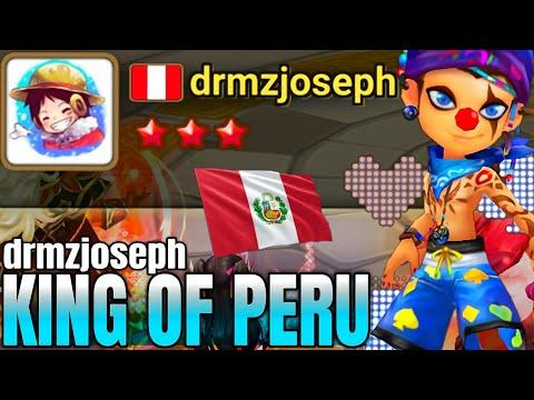 drmzjoseph Peru's Most Powerful Player in RTA - Summoners War