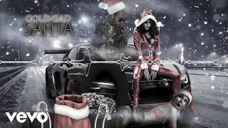 Gold Gad - Santa