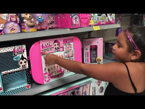 Toy Discovery - LOL Doll House and Glamper at Walmart