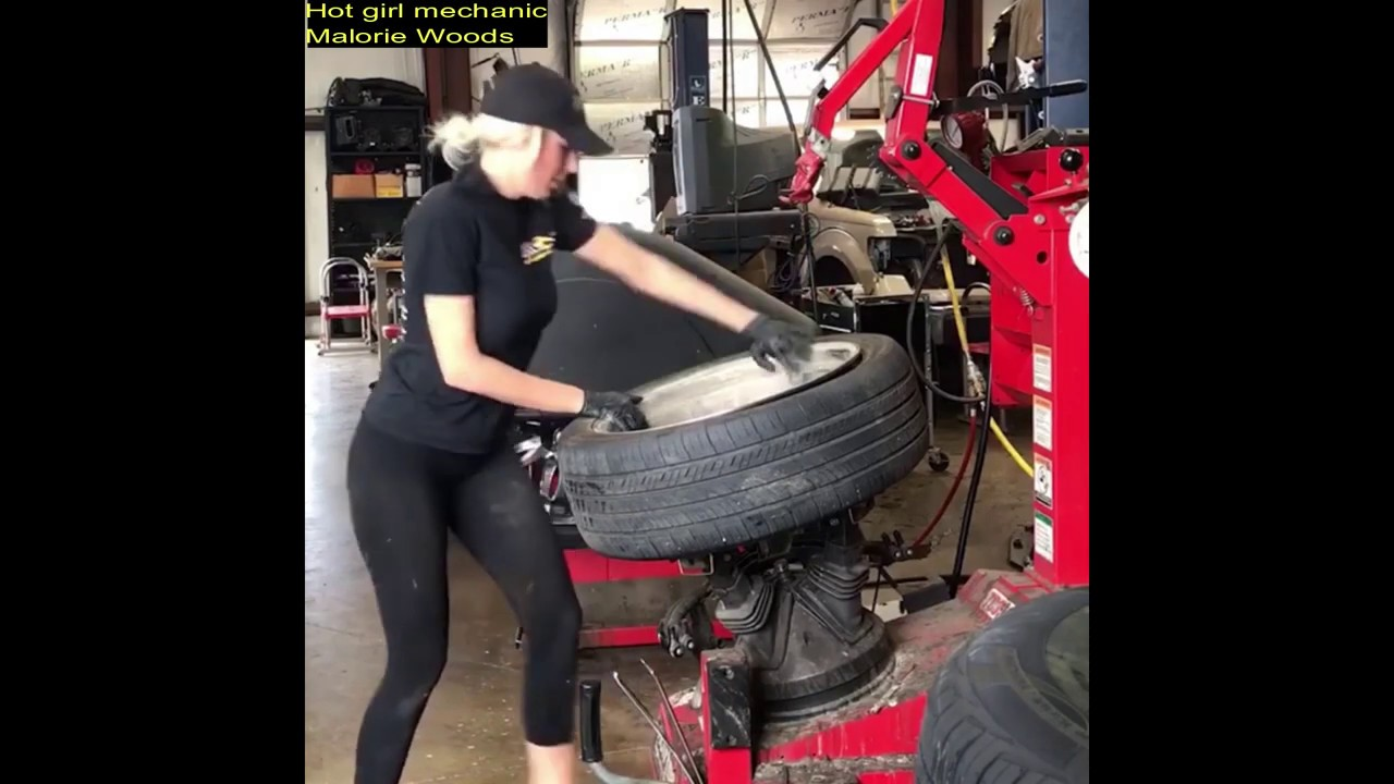 with cars getting girls hot mechanic