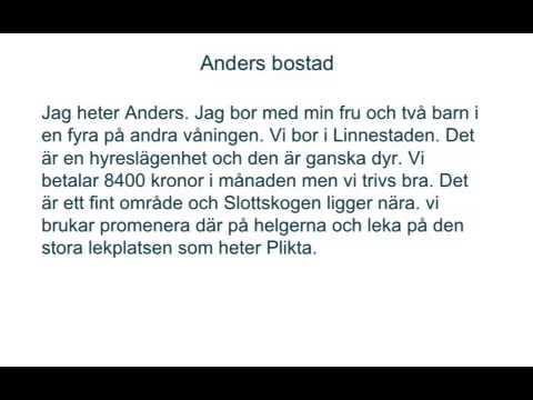 Anders Bostad Youtube