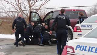 RNC apprehend adult male on Viking Rd.  Saturday, March 3, 2018