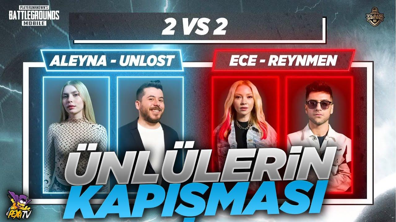 ALEYNA TİLKİ - YOLVER CANLI KONSER ( pubg mobile konser )