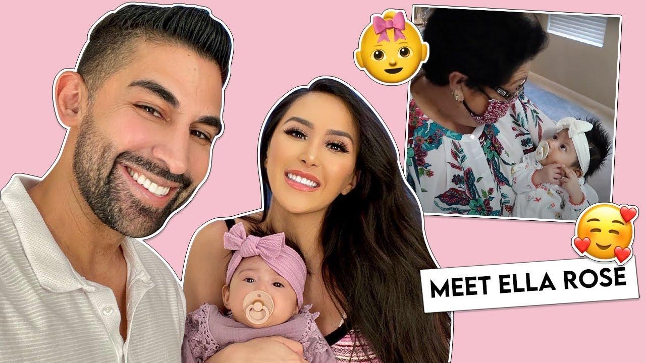 Meet Ella Rose + Life Update | Dhar and Laura