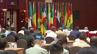China strengthens security ties with African nations