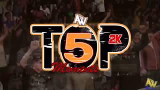 Top 5 2k Moments (11.9)