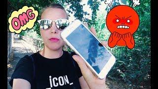 КАК Я РАЗБИЛА НОВЫЙ IPhone 7+ :((( RobinaHoodina