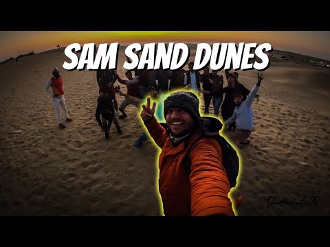 Sam Sand Dunes | Rest day with Rajasthan Road Riders | Cultural Program #samsandunes