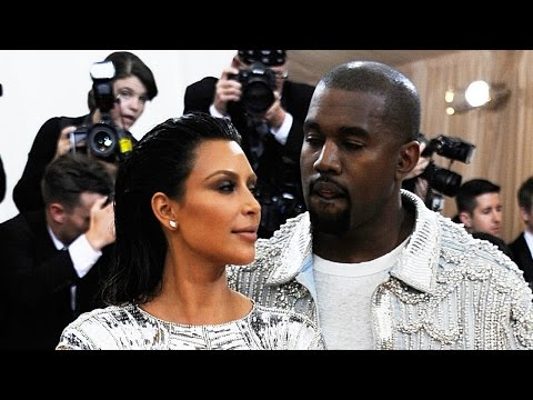 Are Kim Kardashian & Kanye West Headed For Divorce?