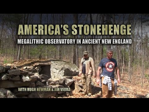 America's Stonehenge: Megalithic Observatory in Ancient New England