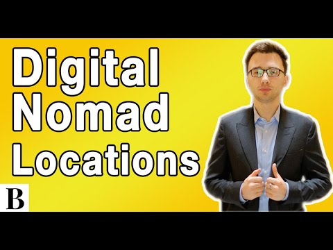 Where To Go As A Digital Nomad