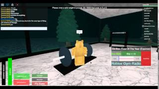 Tutorial (ROBLOX Gym)- how to get unlimited energy! (glitch)