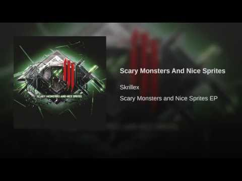 Scary Monsters And Nice Sprites