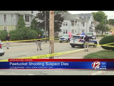 Man Dies After Being Shot by Police in Pawtucket