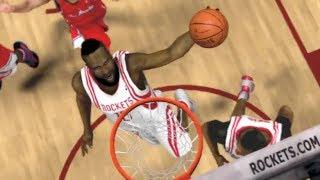 James Harden's Beard Has Super Powers! - NBA 2K14 100 Point Challenge (XBOX 360)