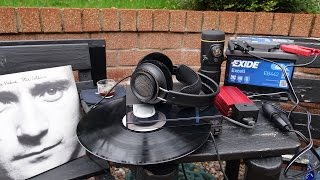Al Fresco Coffee & Vinyl - Goin' out like a hipster (4K Video Test)