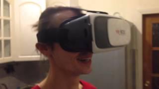 окуляри VR BOX 2.0. Емоції від першого використання