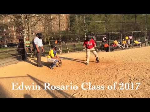 Edwin Rosario(Business Of Sports School) Class of 2017