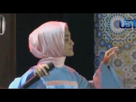 Penampilan Spektakuler Fatin Shidqia di Penutupan MTQMN 2017