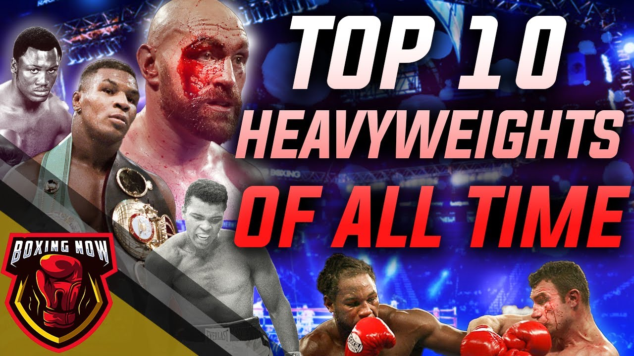 Download Top 10 Boxing Heavyweights of All Time