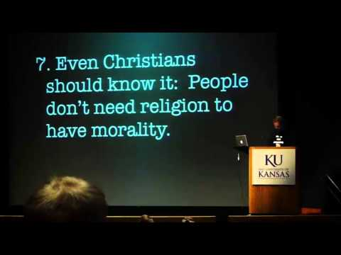 Fred Heeren: Ending the Holy War on Science and Culture : ReasonFest 2013