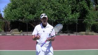 Tennis One Handed Topspin Backhand - Roger Federer - 5 Fundamentals To Copy