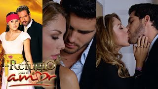 Un refugio para el amor - C.148: ¡Hannah le da una oportunidad a Lorenzo! - tlnovelas