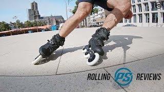 Powerslide Kaze SC 110 urban inline skates - Rolling Reviews