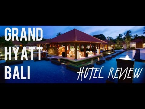 Grand Hyatt Bali Hotel Review by Traveller's Bazaar