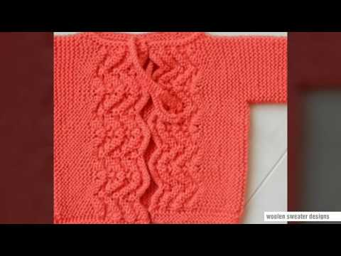 New Sweater Design In Hindi Knitting Pattern Youtube