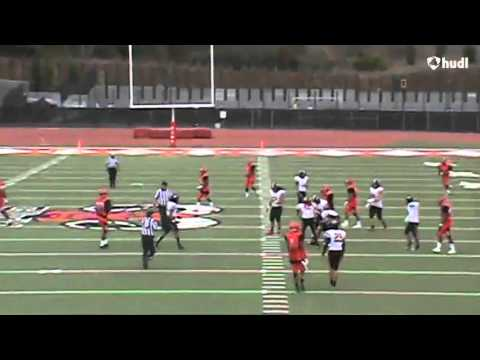 2015 Foothill College Long Snapper vs San Francisco College (Without Music)
