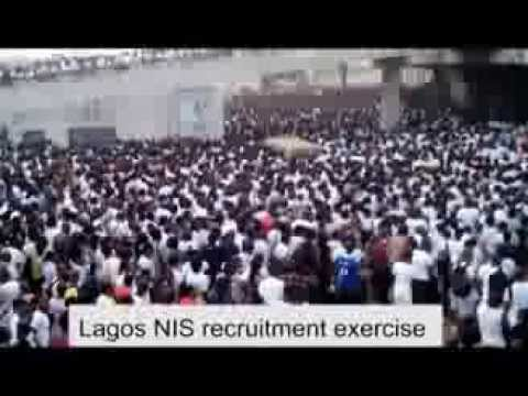 Nigerian Immigration Service Recruitment Exercise