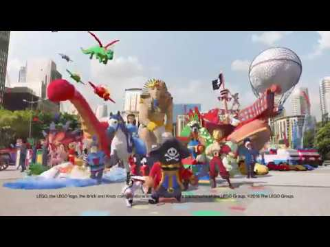 Legoland Billund 50 år 2018 Youtube