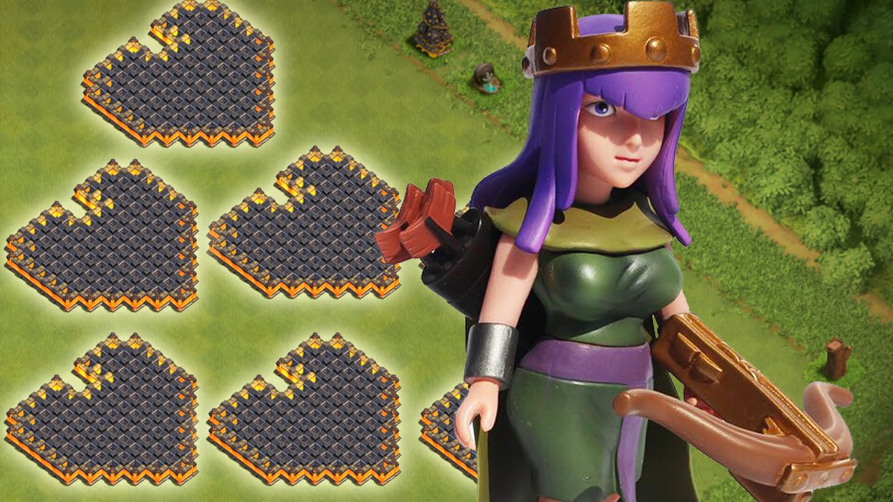 Valentinstag Armee Clash Of Clans Let S Play Coc Deutsch