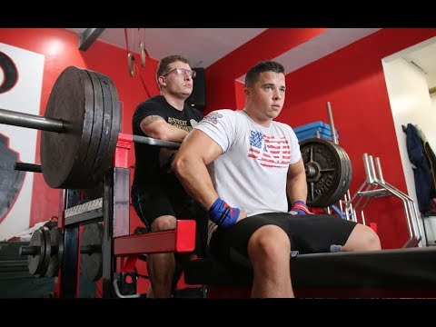 405 BENCH PRESS - Nick Wright - My Life Goal