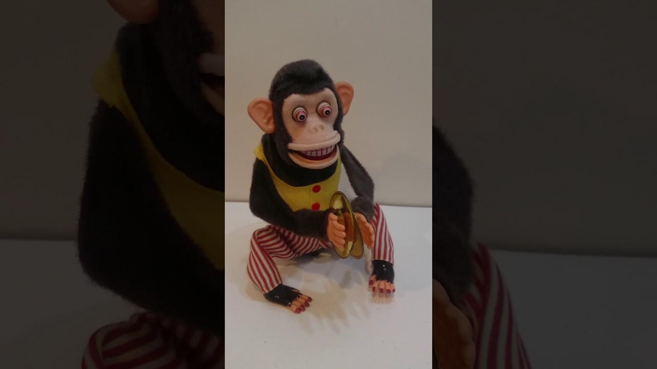 トイストーリー3 見張り猿 シンバルモンキー 動作確認 271681619363