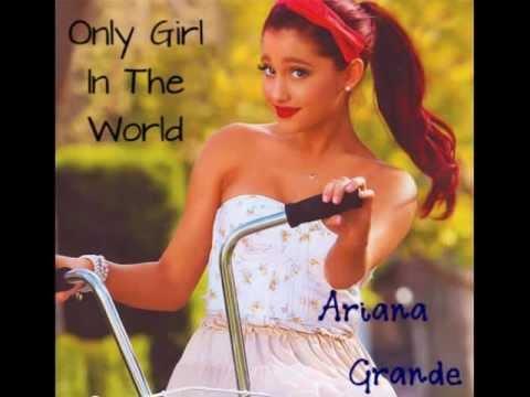 Ariana grande aus einem mädchen
