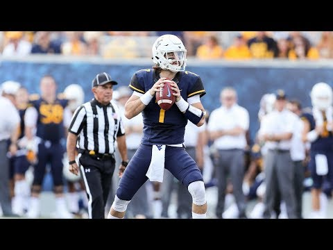 Will Grier Delaware State Highlights