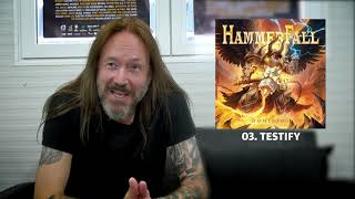 HAMMERFALL – Testify (Dominion Track by Track) | Napalm Records