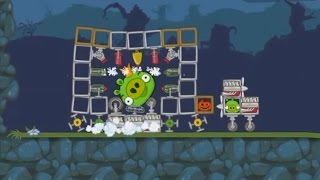 King Pig Washing Machine - Bad Piggies (Hahohe)
