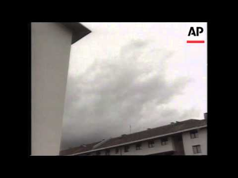 BOSNIA: PALE: NATO CLAIM WIDESPREAD SUCCESS FOR AIRSTRIKES