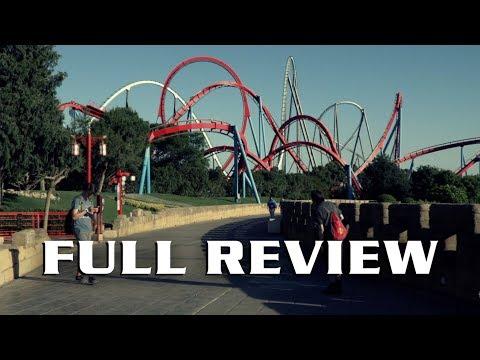 PortAventura Park Review Salou, Spain