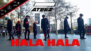 [KPOP IN PUBLIC] ATEEZ (에이티즈) HALA HALA Dance Cover by O4A from AUSTRALIA