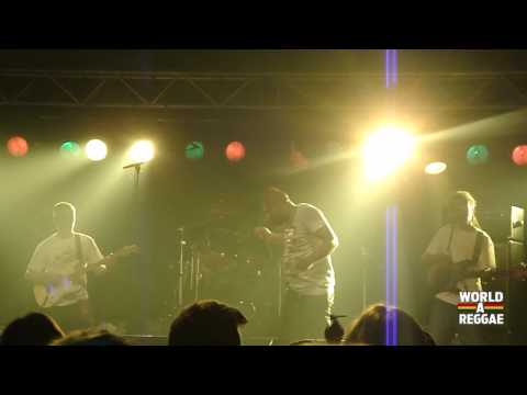 Gappy Ranks live at Reggae Geel 2011