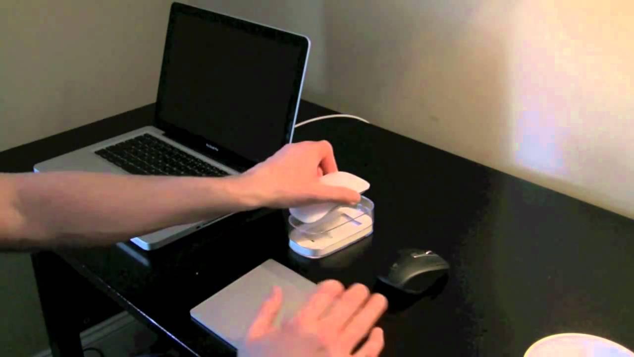 de7b5922a6d Magic Mouse Magic TrackPad Logitech Anywhere Mouse - YouTube
