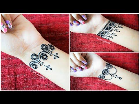 #Mehndi // Mehndi design for Hand // Beautiful henna design // Stylish mehndi design
