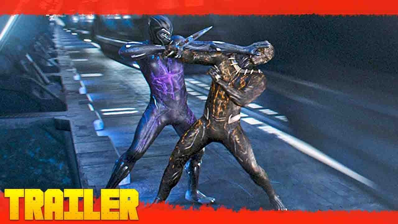 Black Panther (2018) Nuevo Tráiler Oficial #3 Subtitulado