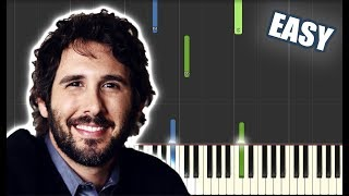 You Raise Me Up - Josh Groban | EASY PIANO TUTORIAL by Betacustic
