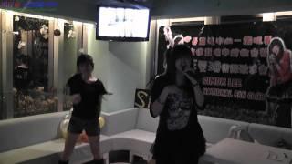 李雯珊歌迷會首次聚會 simon 獻唱 飲歌 bad boy